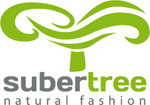 Logo: subertree - natural fashion